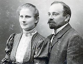Arthur und Trude Schmidt in Reichenhall 1096.