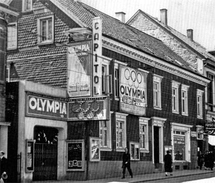 Leserfrage: Wie viele Kinos gab es einst in Remscheid ...  Leserfrage: Wie...