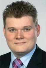 Beziksbürgermeister Markus Kötter.