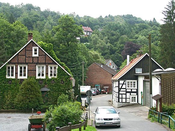 Der Clemenshammer im Morsbachtal. Foto: Lothar Kaiser