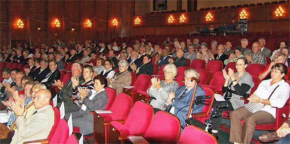 Uraufführung eines Krimis als Dank für Ehrenämtler. Foto: Lothar Kaiser