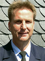 Guido Eul-Jordan, Chef der Remscheider Feuerwehr