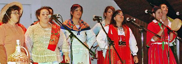 Portugiesische Volkslieder und Fado - eine gelungene Mischung. Foto: Lothar Kaiser