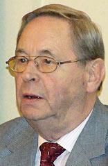 Vorsitzender Bernhard Grunau. Foto: Lothar Kaiser