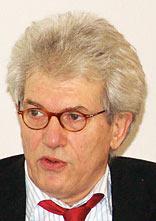 Michael Happe vom vom Essener Büro für Kommunal- und Regionalplanung. Foto: Lothar Kaiser
