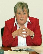 Thea Jüttner. Foto: Lothar Kaiser