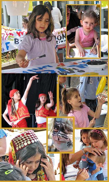 Schnbappschüsse vom Internationalen Kinderfest 2007