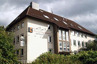 Das Kolpinghaus an der Palmstraße. Foto: Lothar Kaiser
