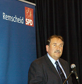 J�rgen Kucharzcyk, MdB. Foto: Lothar Kaiser