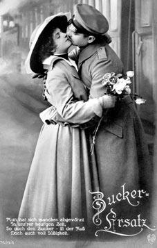 Sollte die Datierung christlicher Paare küssen