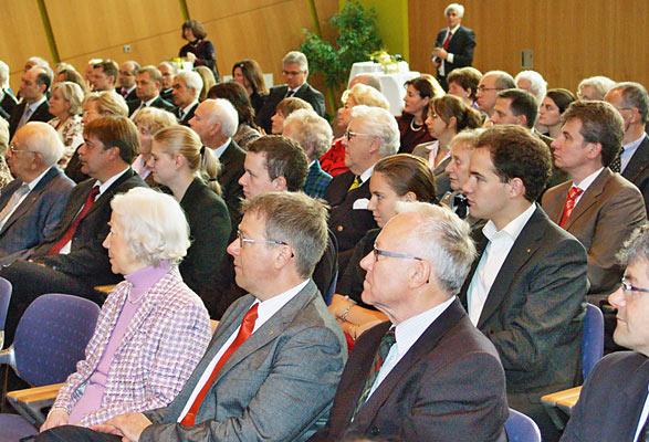 50 Jahre Lions Club Remscheid. Festakt im Vaßbendersaal der ev. Stadtkirchengemeinde. Foto: Lothar Kaiser