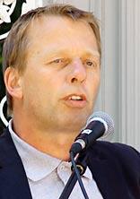 Stadtdirektor Burkhard Mast-Weisz. Foto: Lothar Kaiser