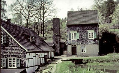 Der Hasencleverskotten – Klauser Bach. Foto: Dr. Huber