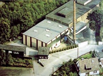 Der Betrieb Kuhler im Jahre 2004. Repro: B. Jörres