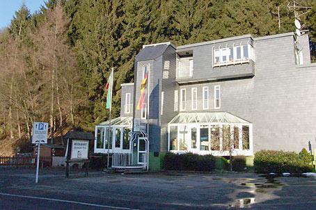 Dicht: Das Kegelzentrum in der Haddenbach. Foto: Lothar Kaiser