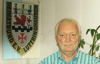 Peter Maar, der Vorsitzende des Heimatbundes Lüttringhausen. Foto: Lothar Kaiser