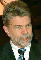 Dr. Heinz Dieter Rohrweck (CDU). Foto: Lothar Kaiser