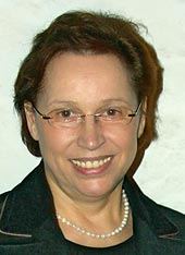 Elke Rühl. Foto: Lothar Kaiser