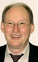 Reinhard Ulbrich, Vorsitzender des Sportbundes Remscheid. Foto: Lothar Kaiser