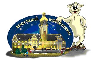 Remscheider Weihnachtsdorf