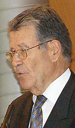 Karl Adolf Tilmans, seit 50 Jahren Mitglied. Foto: Lothar Kaiser