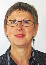 Frauke Türk, Geschäftsführerin der Remscheider Gesundheitskonferenz. Foto: Lothar Kaiser