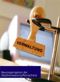 Titelseite des mehr als 90 Seiten umfassenden Maßnahmekatalogs, der in der gestrigen Ratssitzung den Politikern übergeben wurde