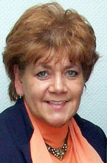 Oberbürgermeisterin Beate Wilding