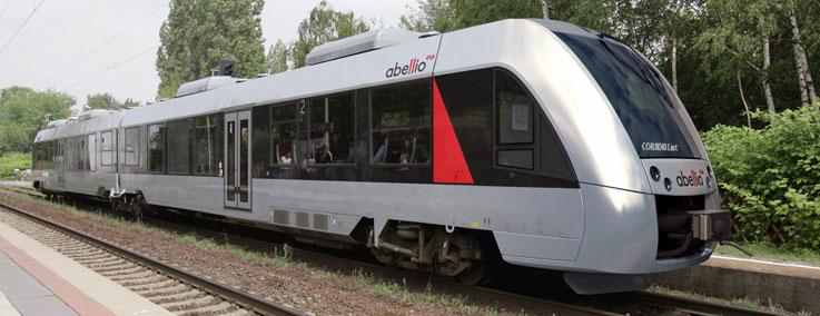 Abellio Züge