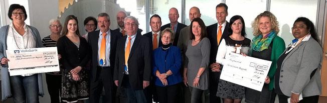 Firma Lennartz Unterst Tzt Zwei Projekte Aus Der Region