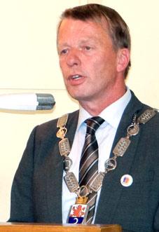 Oberbürgermeister Burkhard Mast-Weisz. Archivfoto: Lothar Kaiser