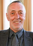 Bezirksbürgermeister Otto Mähler